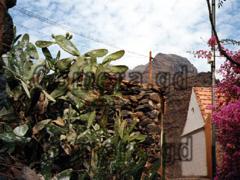 La Gomera, Ferienhaus.