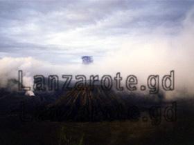 Vulkan Mount Bromo, Indonesien