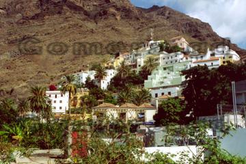 La Gomera wie man sich das vorstellt. Auch hier kann man sich Ferienwohnungen mieten.