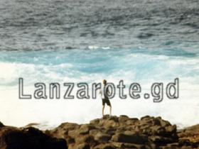Orzola Lanzarote Angler.