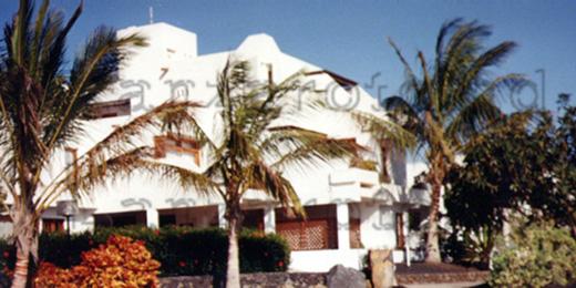 Ferienhaus  in der Ferienanlage Los Molinos.