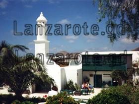 Kirche Dolores, so genannt nach der  Schutzpatronin von Lanzarote.
