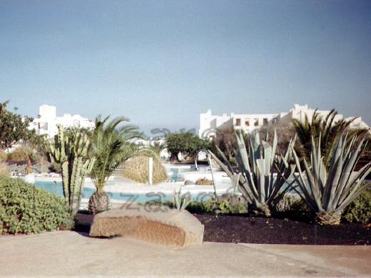 Bild im Großformat der Ferienanlage Los Molinos in Costa Teguise, Ostküste.