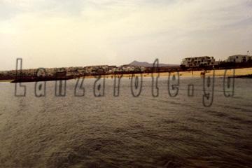 Playa Blanca Strände