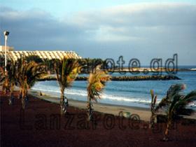 Promenade an der Costa Teguise